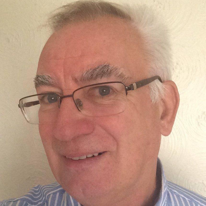 Ian Dodd CBE