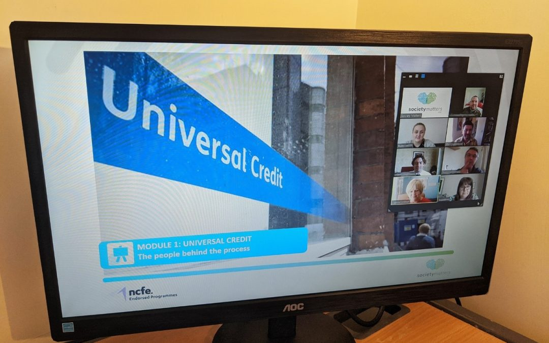 Northumbrian Water gives thumbs up to online UC training