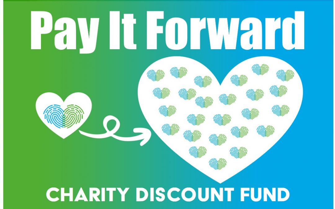 Pay It Forward Charity Discount Fund launches
