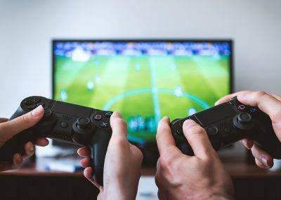 GAMING – PLAY OR PERIL?